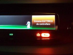 Sistema Elettrico da controllare