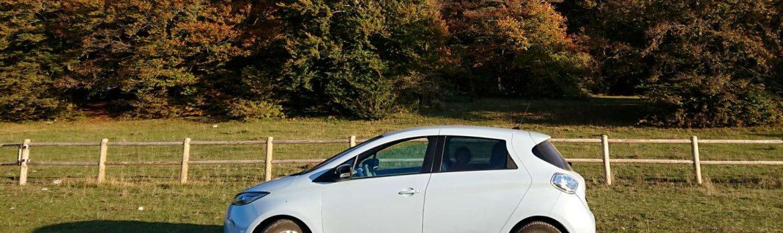 aZoenzo – A zonzo con la Renault Zoe